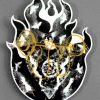 Composite (Flame/Barbells) 1987