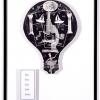01 Flashcard 1, B (Bulb), 1989