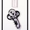 05 Flashcard 8, K (Key), 1989