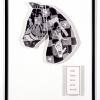 11 Flashcard 49, OR (Horse), 1989