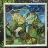 Blue/Green: Lingering Here Garden #2, 2002