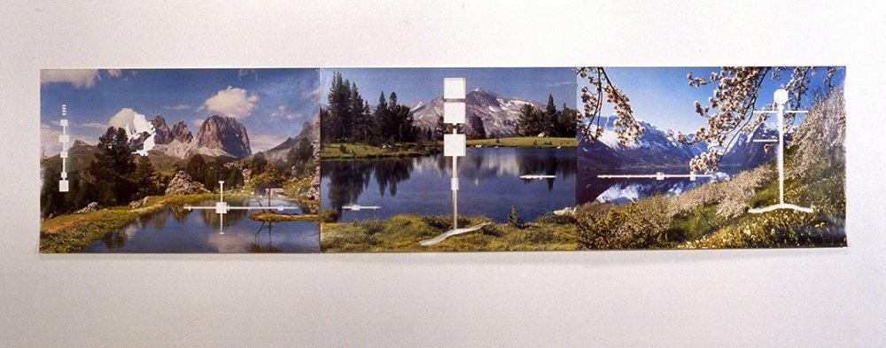 Alpine Waters/Kashmir Pleasure Gardens, 1998