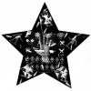 Untitled (Star #2), 1983