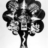Untitled (Tree #2), 1984