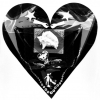 Untitled (Heart #1), 1984