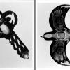 Untitled (Key/Bird), 1984