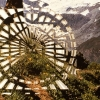 Summit Vista/Garden at Karisruhe, 1997, Detail