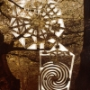 Forest Path/Labyrinth Garden at Enghien, 1997, Detail