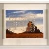 Shiprock, New Mexico/Schwetzingen, 1998