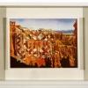 "Bryce Canyon, Utah/""The Wilderness"" Hampton Court, London, 1998"