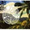 Keahiakahoe Cliffs, Oahu/Poitiers Cathedral Labyrinth, France, 1999, Detail