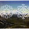 Mt. McKinley, Alaska/16th C Italian Flowerbed Designs, 1997