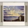 Cut Print in Shadow Box Frame, c. 1999