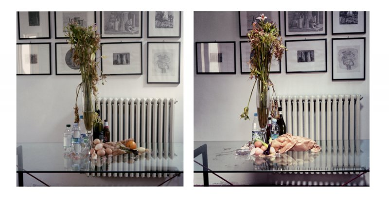 SLW Studio: Upstairs Table