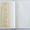 Sketchbook, Installation notes for Artlandish, February 1987